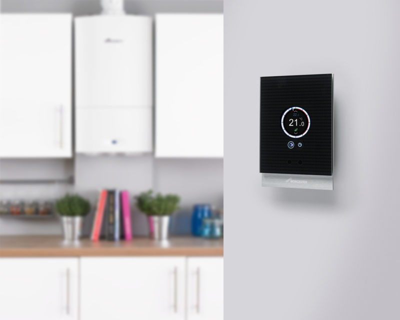 Worcester Wave smart thermostat
