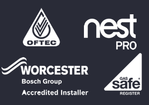 Gas Safe Worcester Bosch Accredited Nest Pro OFTEC